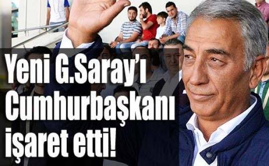 Cumhurbaşkanı'ndan Adnan Polat'a sürpriz teklif! Erzurumspor...