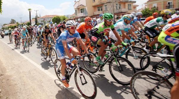 Cumhurbaşkanlığı Bisiklet Turu Fethiye- Marmaris Etabı Başladı