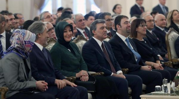 Cumhurbaşkanliği Kültür Sanat Büyük Ödülleri Töreni  / Fotoğraflar