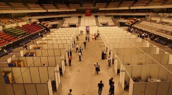 Cumhurbaşkanlığı Seçimlerine Lyon'da Katılım Düşük Oldu