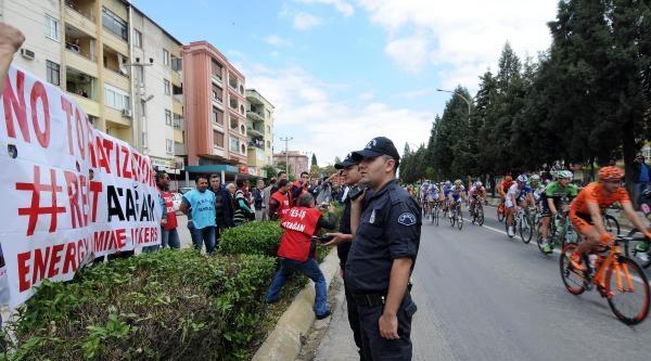 Cumhurbaşkanlığı Türkiye Bisiklet Turu'nun Marmaris Etabı Yapıldı (2)