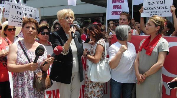 Cumhuriyet Kadınlarından Çati Adayı Tepkisi