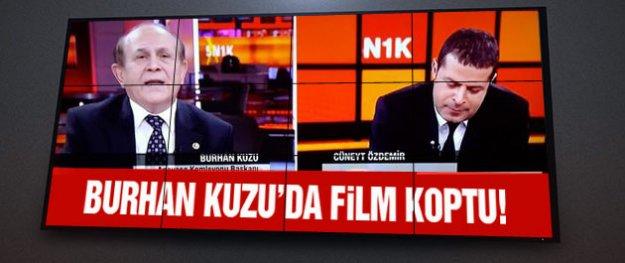 Cüneyt Özdemir sordu Burhan Kuzu ...