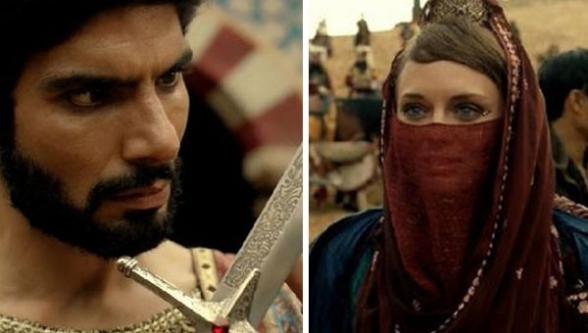 Da Vinci's Demons dizisinde Türkçe şoku!