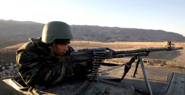 Dağlıca'da Mehmetçikle PKK Arasında Yeni Çatışma