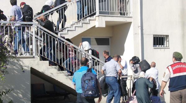 Dalaman'da 50 Kaçak Yakalandı