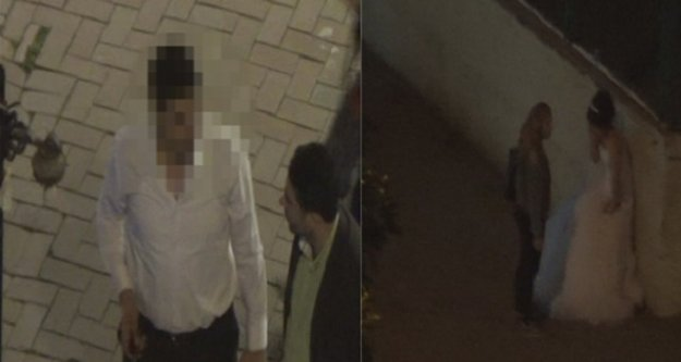 Damat Düğün Günü, Tacizden Gözaltına Alındı