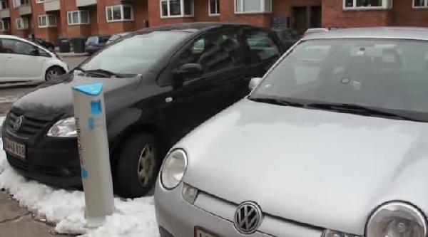 Danimarka Otobanlara Elektrikli Araçlar İçin Şarj İstasyonlari Kuruyor