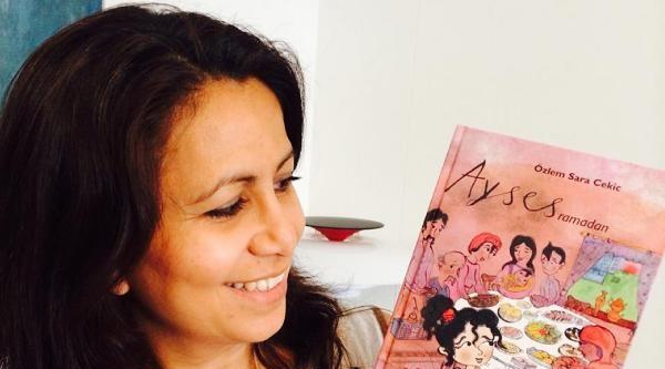 Danimarka Parlamentosunun Türk Vekili Özlem Sara Çekiç, Üçüncü Kitabını Hazırladı