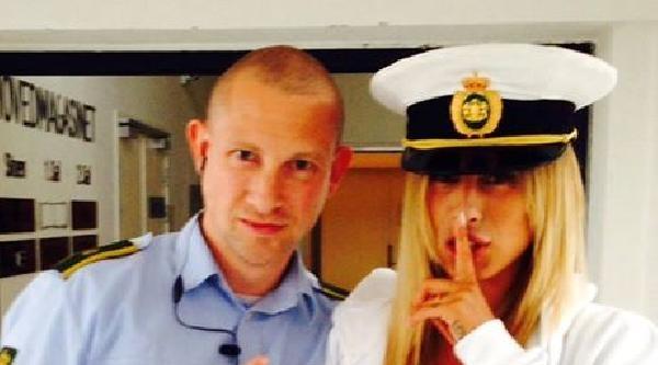 Danimarka Polisi Şaşirtmaya Devam Ediyor