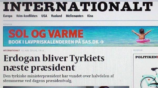 Danimarka Ve Norveç Basını:
