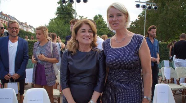 Danimarka'da Adından Söz Ettiren Türk Modacı