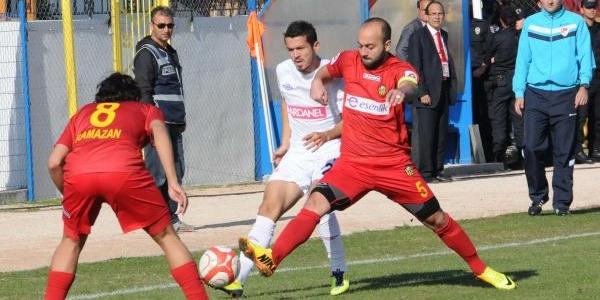 Dardanelspor - Yeni Malatyaspor Fotoğraflari