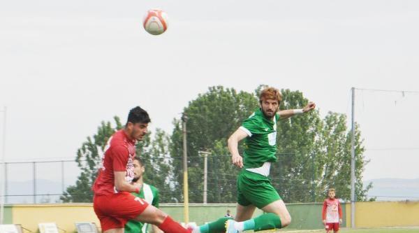 Darıca Gençlerbirliği-elibol Sandıklıspor: 3-1