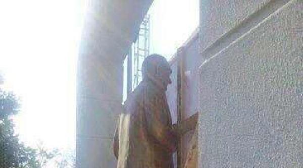 Darıca'da Ak Parti Mitinginde Atatürk Anıtının Önü Kapatıldı İddiasi