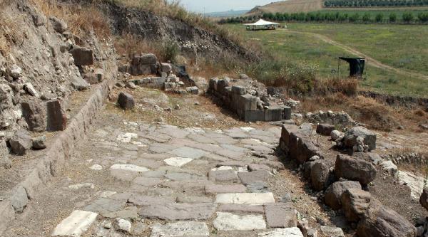 Daskyleion Antik Kentinde Arkeolojik Kazılara Başlandı