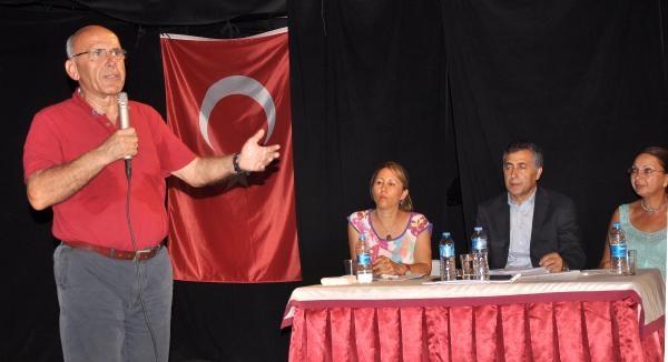 Datça İmar Planı, Masaya Yatırıldı