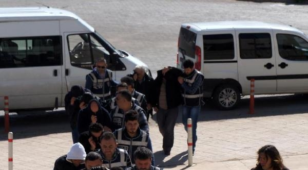Datça'daki Kaçak Faciası Şüphelilerinden 8'i Tutuklandı