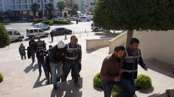 Datça'daki Kaçak Faciası Zanlıları Adliyede