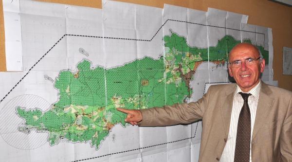 Datça'nın Çevre Düzeni Planı'na Chp'li Başkan'dan Destek