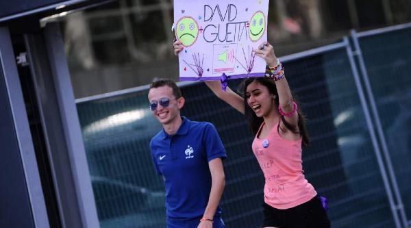 David Guetta'dan İstanbul'da Dev Parti