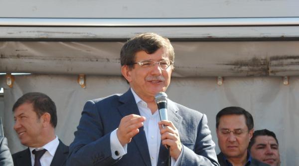 Davutoğlu: 2013'ü Kabus Yılı Haline Dönüştürmeye Çaliştilar