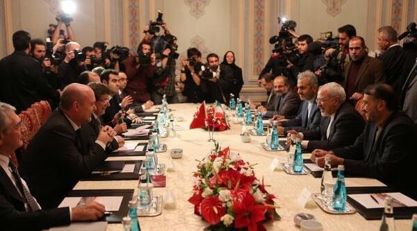 Davutoğlu, Abd Dişişleri Bakani Kerry Ve Suriye'nin Dostlari Çekirdek Grubunu Oluşturan 11 Ülke Ile Görüştü