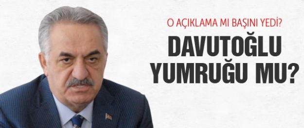 Davutoğlu affetmedi! Hayati Yazıcı'nın başını o açıklama mı yedi?