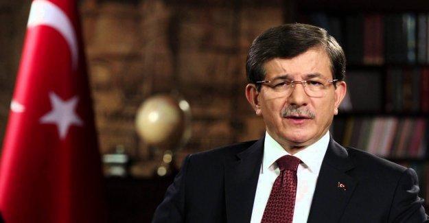 Davutoğlu: Akreditasyon Talimatını Ben Verdim