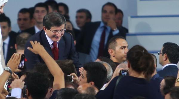 Davutoğlu: Biz Tarihi Mirasın Emanetçisiyiz - Ek Fotoğraflar