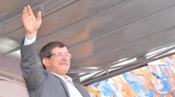 Davutoğlu: Kimse Perde Gerisinden Ülkeyi İdare Edemeyecek