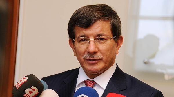 Davutoğlu: Kırım Parlamentosu'nun Rusya'ya Bağlanma Kararı Çok Erken Ve İstikrara Hizmet Etmez
