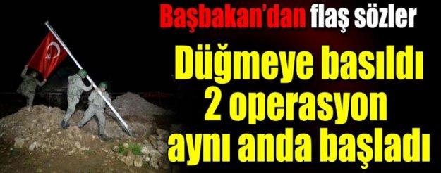 Davutoğlu Süleyman Şah operasyonunu anlattı