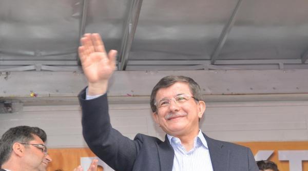 Davutoğlu: Türk Sınırını Geçmek İsteyen Hak Ettiği Cevabı Alacak