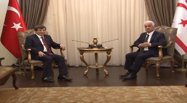 Davutoğlu: Uluslararasi Toplumda Çözüm Için Ciddi Bir Psikolojik Atmosfer Oluştu (2)