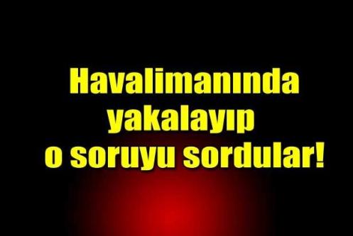 Davutoğlu'na başbakanlık sorusu
