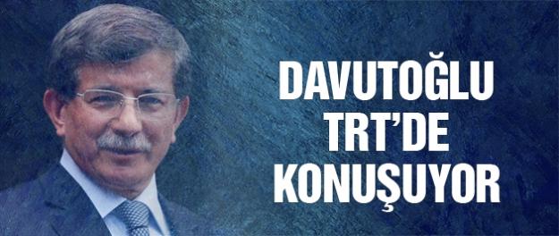 Davutoğlu'ndan Çankaya açıklaması!