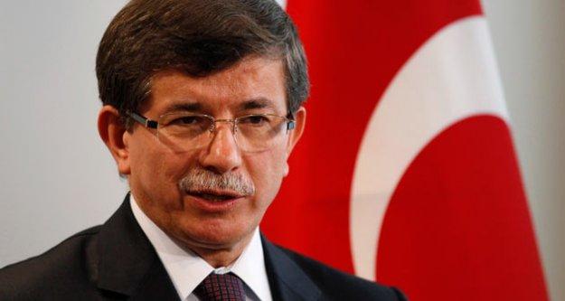 Davutoğlu'ndan Demirtaş'a tepki!