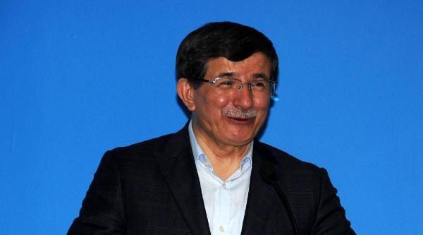 Davutoğlu'nu 'başbakanım Hoş Geldiniz' Diyerek Karşıladılar (5)