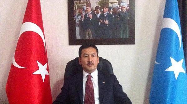 Davutoğlu'nun Başbakan Olması Doğu Türkistanlıları Sevindirdi