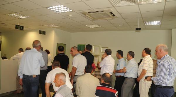Dbp'li Başkanlar, Demirtaş'ın Hesabına Para Yatırdı