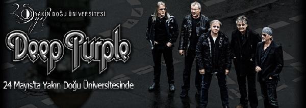 Deep Purple'ın Solistinden Kıbrıs Ydü Konseriyle İlgili Mektup: Barış Kalplerinizle Olsun