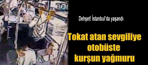 Dehşet! İstanbul'da yaşandı! -İZLE