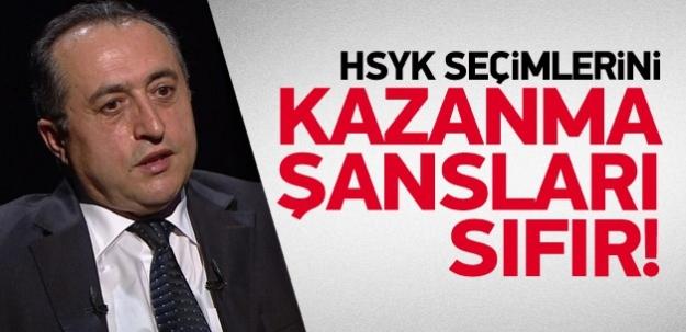 Demir: HSYK seçimlerini kazanma şansları sıfır