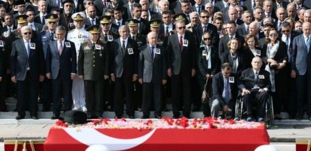 Demirel'in cenazesine katılan tek HDP'li