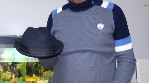 Demirel'in Hediyesi Fötr Şapkaya Haciz