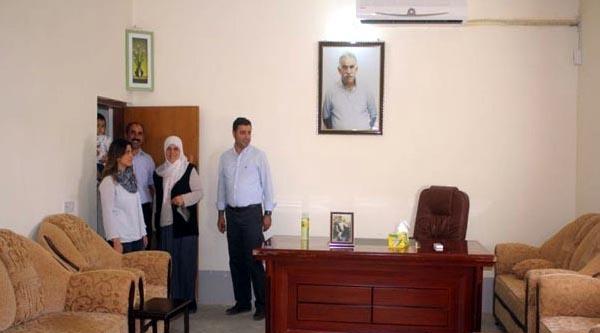 Demirtaş, Ailesi İle Mahmur Kampında