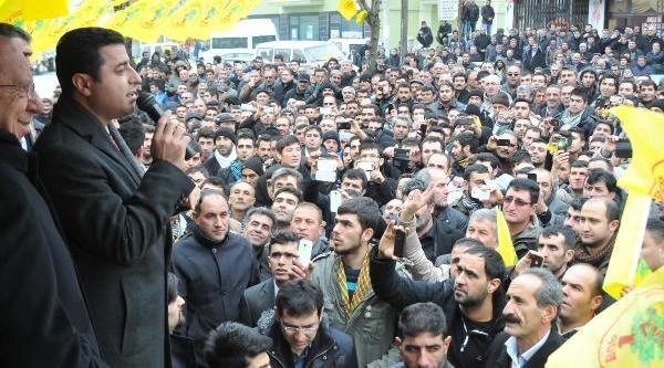 Demirtaş: 'cemaat 10 Yil Göz Yumdu' (2)
