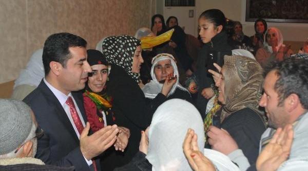 Demirtaş: 'cemaat 10 Yil Göz Yumdu' (3)