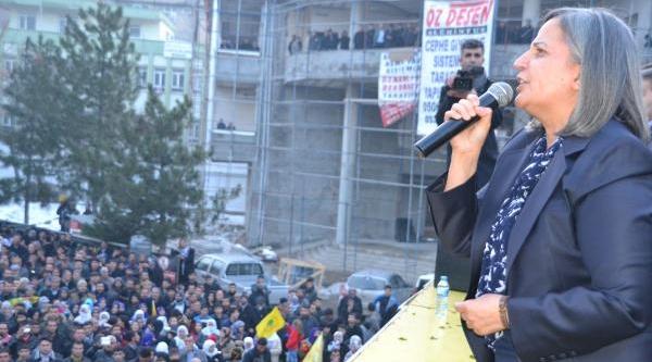 Demirtaş: Erdoğan'in Siirt'e Özür Borcu Var